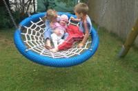 Kindder beim Spielen